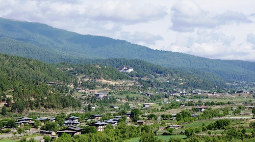bumthang-valley Bhutan